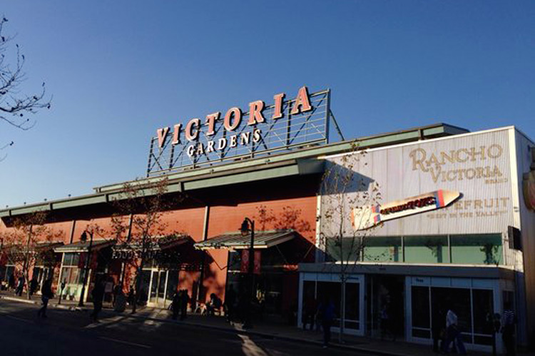 Shop, Dine And Play At Victoria Gardens Shopping Center