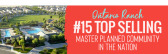 Ontario Ranch is the #15 Top Selling Master Planned Community in the Nation!