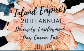 Inland Empire Career Fair – Wednesday, August 26th