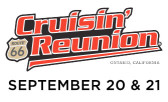 Get ready to Rumble at the Route 66 Cruisin' Reunion®!