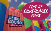 Something Fun is Always Happening at Silverlakes Park