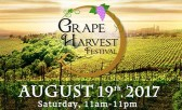 The Inland Empire Grape Harvest Festival is August 19th!