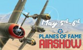 Get Your Tickets for the Planes of Fame Air Show!