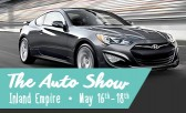 Get Revved Up for THE AUTO SHOW Inland Empire!