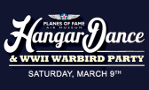 Don't Miss a Swinging Night at the 5th Annual Hanger Dance & Warbird Party