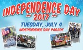 Enjoy Ontario's Independence Day Celebration