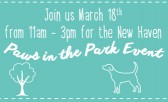 Bring your furry best friend to New Haven's Paws in the Park Event