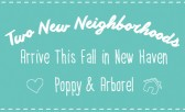 New Neighborhoods Arrive This Fall!