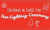 The Christmas on Euclid Tree Lighting Ceremony is here!