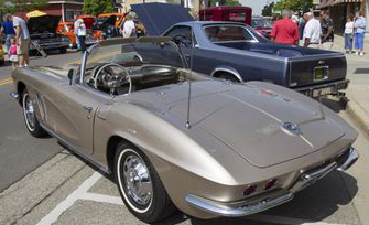 Annual Inland Valley Street Rods Rally & Cruise