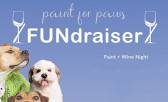 Paint for Paws FUNdraiser to Raise Donations for Priceless Pets on February 20th!