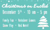 Christmas on Euclid Event brings Cheer to the Season!