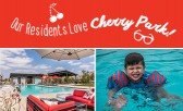 Cherry Park is Open for Summer Fun!