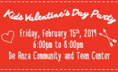 Valentine's Day Party will bring Fun and Mystery