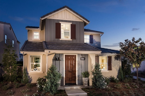 New Homes In Ontario Ranch California New Haven Community